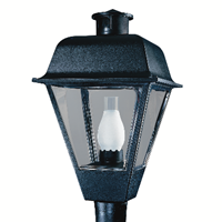 Colonial Post Top Light