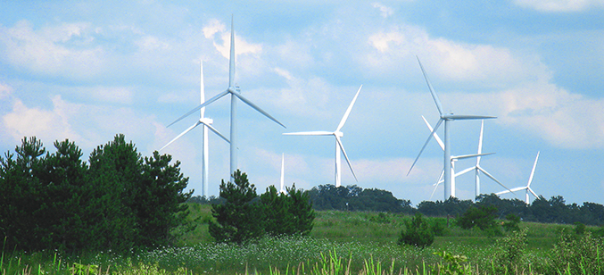 Stony Creek wind farm
